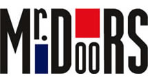 Logo Mr Doors