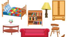 Muebles de la casa