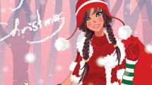 Mujeres en Navidad