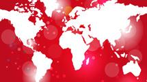 Mundo en rojo