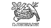 Logo Nestle bird