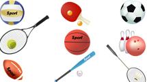 Objetos deportivos