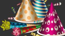 Objetos para fiestas