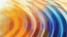 Ondas multicolores