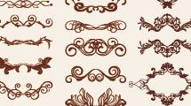Ornamentales en horizontal