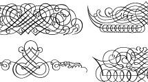 Ornamentos caligráficos