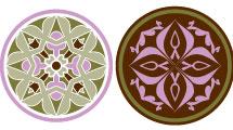 Ornamentos circulares
