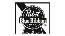 Logo Pabst Blue Ribbon Beer