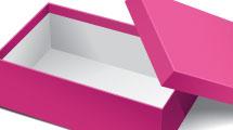Packaging: cajas de zapatos