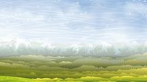 Paisajes enfocados en el cielo