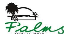 Logo Palms Coffee Shop