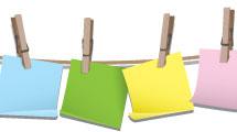 Papeles de colores