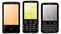 Paquete de celulares