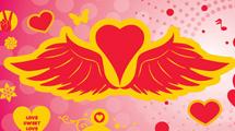 Paquete de corazones