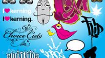 Paquete de vectores relacionados al mundo del graffiti