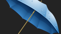 Paraguas realista