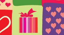 Patchwork para Valentines