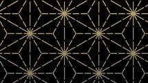Patrón con estrellas