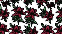 Patrón Floral 2