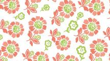 Patrón Floral 3