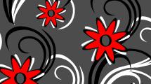 Patrón Floral 6