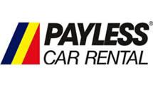Logo Payless Car Rental