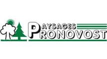 Logo Paysages Pronovost