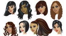 Peinados femeninos