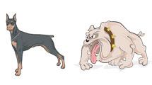 Perros de raza