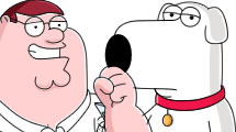 Peter & Brian Griffin