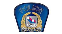 Logo Police Laval