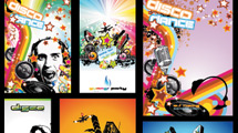 Posters musicales