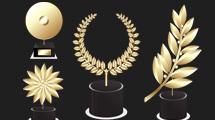 Premios de oro