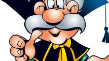 Profesor con bigote