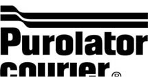 Logo Purolator courier