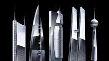 Rascacielos 3D