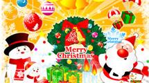 Regalos y adornos de Navidad