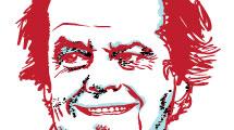 Retrato de Jack Nicholson