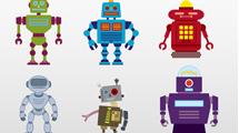 Robots retro