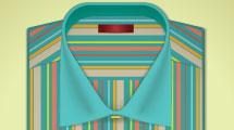 Ropa masculina: camisa