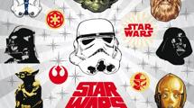 Rostros de Star Wars