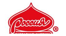Logo Russia chocolate factory