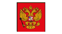 Logo Russian federation emblem