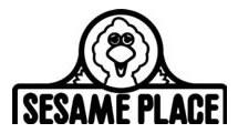 Logo Sesame Place