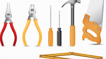 Set completo de herramientas