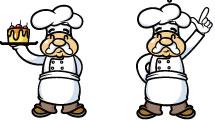 Set con cocineros