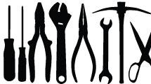 Set con herramientas