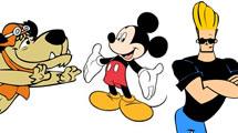 Set de Caricaturas 3
