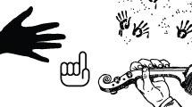 Set de manos