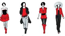 Set de moda